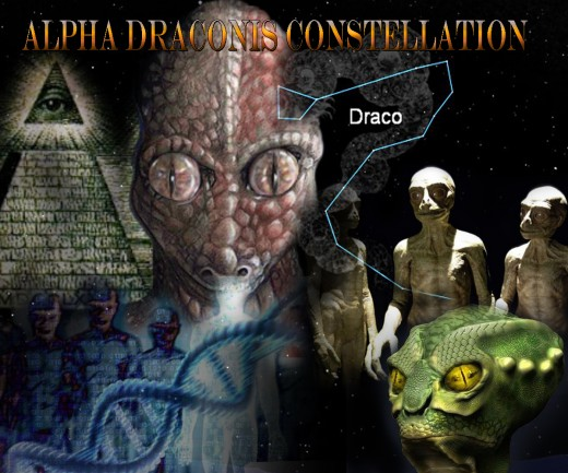 Alpha Draconian Constellation