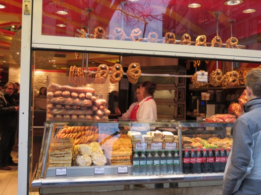 Delicious Cologne bakeries