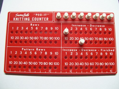 One type of Stitch Counter
