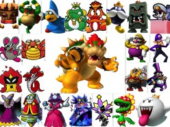 Top Ten Bosses In Super Mario Series