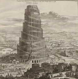 Dr Esperanto: The Architect of the Tower of Babel!