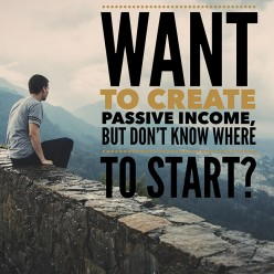 Passive Income 2019: How to Start Making Money Every Day Without Any Investment