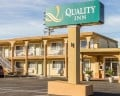 Quality Inn - Ukiah, California - Hotel Review