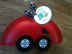 Car Crafts - Fun Ideas for Kids