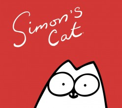Simon's Cat and His Talented Creator Simon Tofield