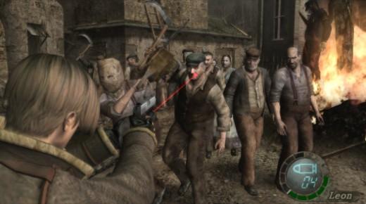 Resident Evil 4 (2004)