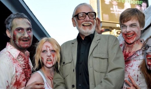 """George A. Romero   Pitching """"Road of the Dead"""""""
