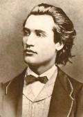 Romanian Poet:  Mihai Eminescu