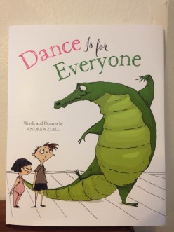 Andrea Zuill's Picture Book Dance is for Everyone Has a Lesson in Diversity for Young Children