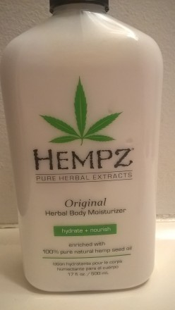 Product Review: Hempz Original Lotion