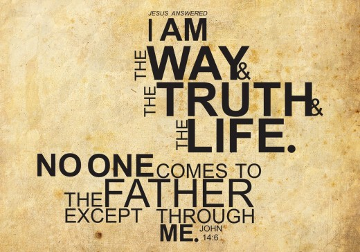 """There is But """"One"""" Way to Make Heaven or Paradise Home!!! Christ Jesus Is God!!"""