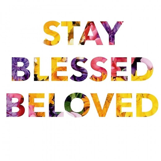 That's Right, Stay Blessed!!