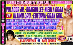 CMLL Super Viernes Preview: The Road to...Something