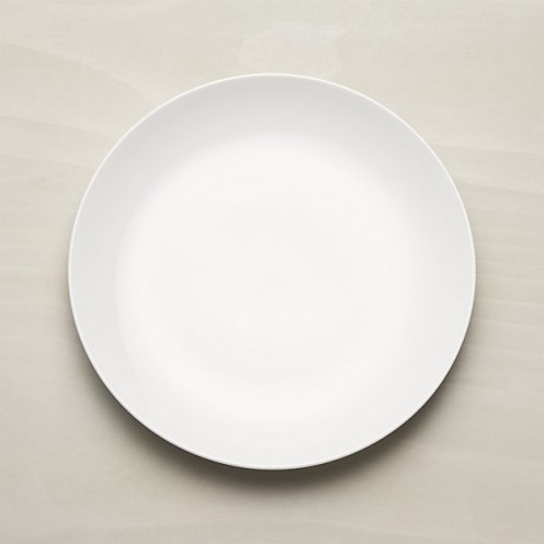 Dinner Plate - perfect for aiming in anger - also very non-PC!