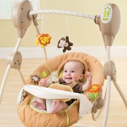 Why Do Moms Buy a Baby Swing? The Fundamentals You Need to Know
