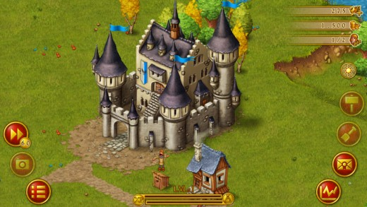 Townsmen - The Game