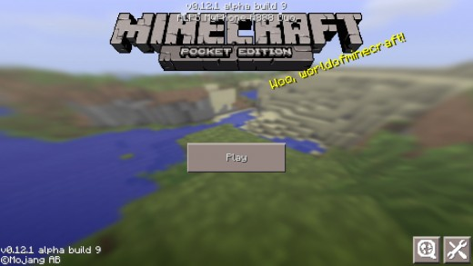 Minecraft Pocket Edition Android Game