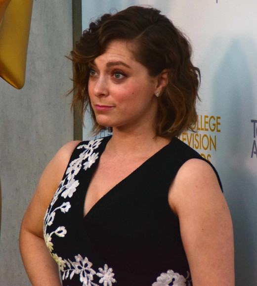 Rachel Bloom, the show's co-creator, plays main character Rebecca Bunch.