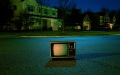 How I Turned Off the Moving Pictures and Gave Up Television