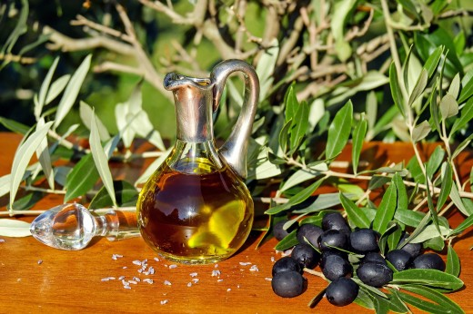 Is that really olive oil, or is it fake?