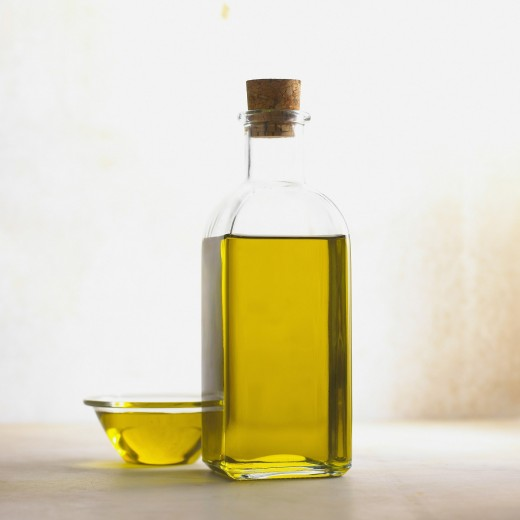 The problem with olive oils is that you can't tell what's in the bottle, just by looking at it.