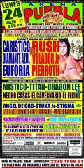CMLL Puebla: Ingobernable or Not Ingobernable (That is the Question)