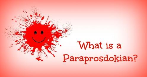 Lexophiles love paraprosdokians--a form of wordplay.