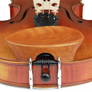 New Flesch Model with the plate and feet over the tailpiece