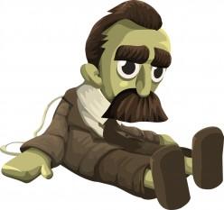 Can you imagine Nietzsche Crying?