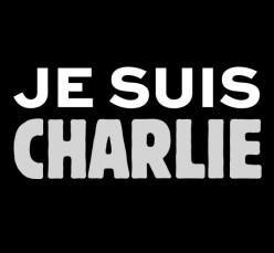 Democracy and Freedom of Speech: Attack at 'Charlie Hebdo', Paris; 'Je suis Charlie' Speeding around the World