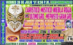 CMLL Super Viernes Preview: Prepare for Prelude