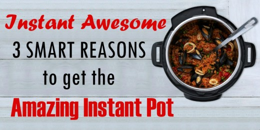 The Instant Pot is a smart Programmable Pressure Cooker designed by Canadians to support your  busy, health-oriented and green-conscious life style