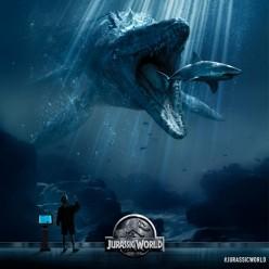 """Jurassic World"" 2015 Movie Review"