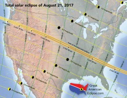 Experience the Great American Eclipse in Nashville