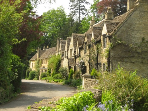 Cotswold villages - proper old England