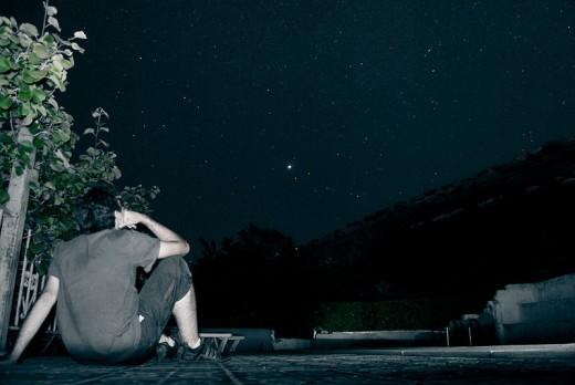 """I am the soft stars that shine at night"""