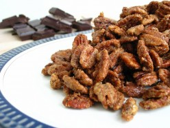 Spicy and Sweet Pecan Recipe