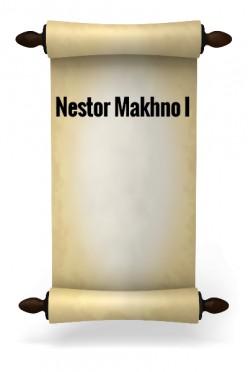 Nestor Makhno I