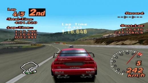Gran Turismo 2 (1999)