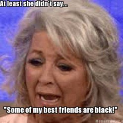 Opinion:  Leave Paula Dean Alone