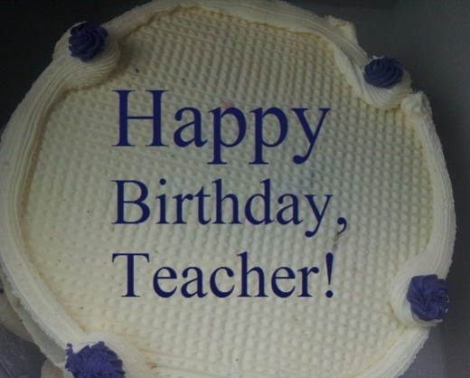 happy birthday letter to a teacher should i send a birthday message to a hubpages 16142