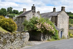 The Derbyshire Village of Bonsall