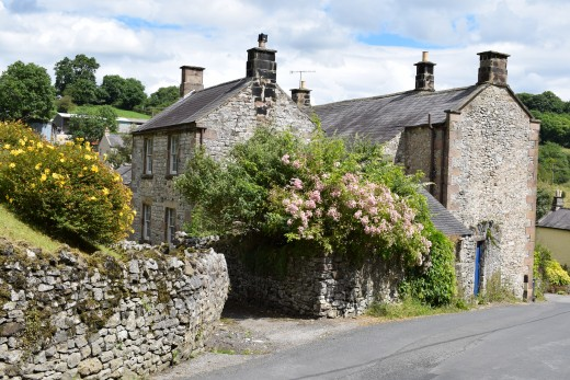 Cottages in Bonsall