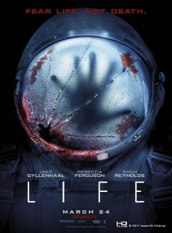 """""""Life"""" 2017 Movie Review"""