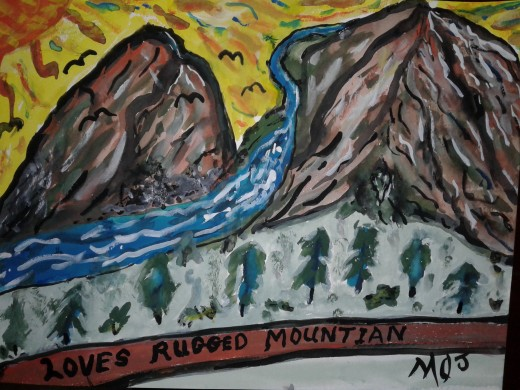 Loves Rugged Mountain