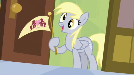 Derpy Hooves is the most controversial pony there ever was. Originally, she was a background pony that the community saw and started appreciating.