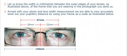 Varifocal are now available on line but the measurements must be accurate