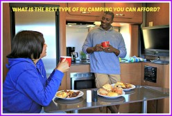 What Is the Best Type of RV Camping You Can Afford?