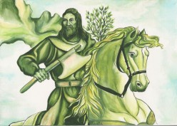 Sir Gawain and the Green Knight: Analysis of Character