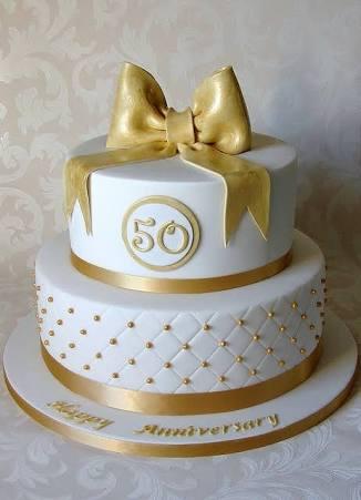 Golden Jubilee Wedding Anniversary